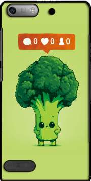 Nobody Loves Me - Vegetables is good Case for Huawei Ascend P6 Mini