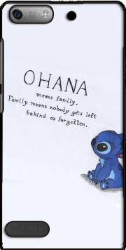 Ohana Means Family Case for Huawei Ascend P6 Mini