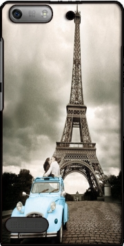 Eiffel Tower Paris So Romantique Case for Huawei Ascend P6 Mini