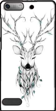 Poetic Deer Case for Huawei Ascend P6 Mini