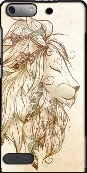 Poetic Lion Case for Huawei Ascend P6 Mini