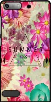 SUMMER LOVE Case for Huawei Ascend P6 Mini