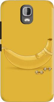 Banana Crunches Case for Huawei Y3 Y360