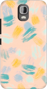 BRUSH STROKES Huawei Y3 Y360 Case