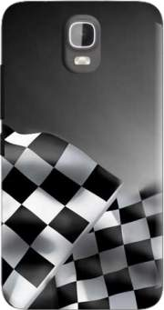 Checkered Flags Case for Huawei Y3 Y360