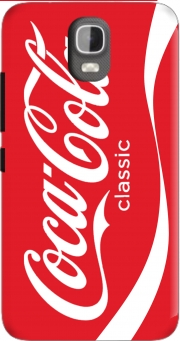 Coca Cola Rouge Classic Case for Huawei Y3 Y360