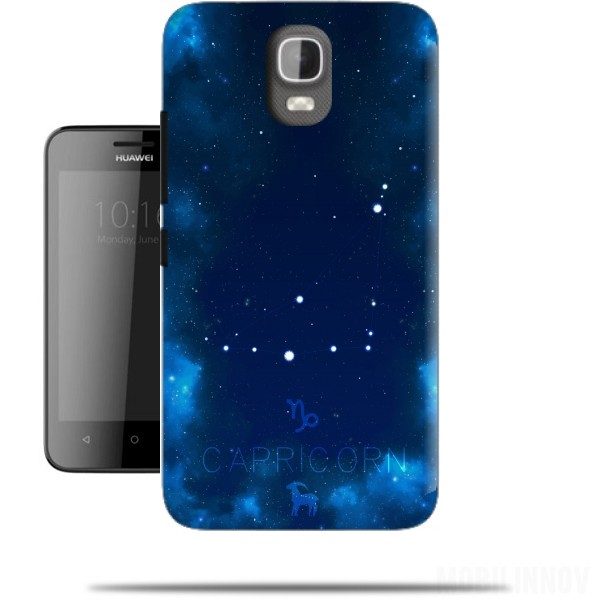 Case Constellations of the Zodiac: Capricorn for Huawei Y3 Y360