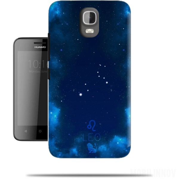 Case Constellations of the Zodiac: Leo for Huawei Y3 Y360