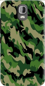 Green Military camouflage Case for Huawei Y3 Y360