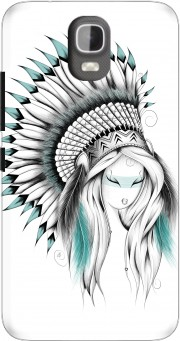 Indian Headdress Huawei Y3 Y360 Case