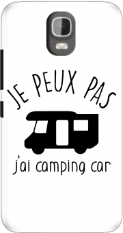 Je peux pas jai camping car Case for Huawei Y3 Y360