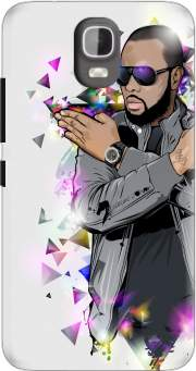 Maitre Gims - zOmbie Case for Huawei Y3 Y360