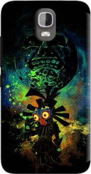 Majora's Art Case for Huawei Y3 Y360