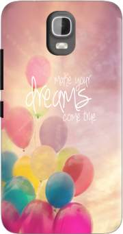 make your dreams come true Case for Huawei Y3 Y360