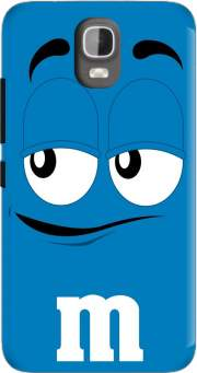 M&M's Blue Case for Huawei Y3 Y360