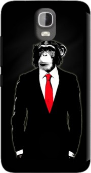 Monkey Domesticated Case for Huawei Y3 Y360