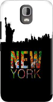 New York Case for Huawei Y3 Y360