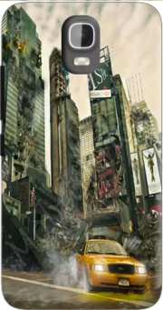 New York apocalyptic Case for Huawei Y3 Y360