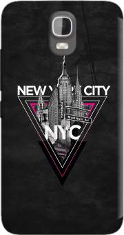 NYC V [pink] Case for Huawei Y3 Y360