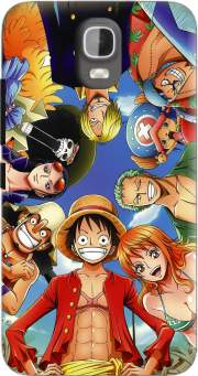 One Piece CREW Case for Huawei Y3 Y360