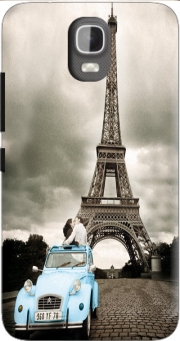 Eiffel Tower Paris So Romantique Case for Huawei Y3 Y360