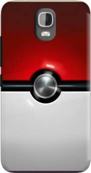 PokeBall Case for Huawei Y3 Y360