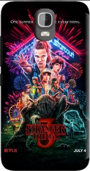 Stranger Things Saison 3 Case for Huawei Y3 Y360