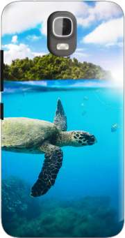 Tropical Paradise Case for Huawei Y3 Y360