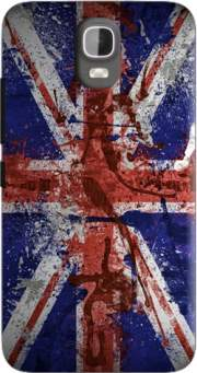 Union Jack Painting Case for Huawei Y3 Y360