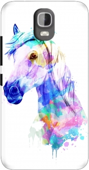 watercolor horse Case for Huawei Y3 Y360