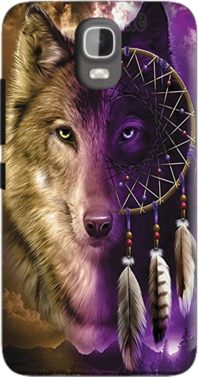 Case Wolf Dreamcatcher for Huawei Y3 Y360