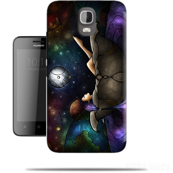 Case Worlds Away for Huawei Y3 Y360