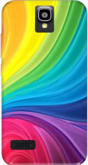 Rainbow Abstract Case for Huawei Y5 Y560