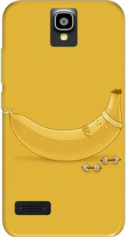 Banana Crunches Case for Huawei Y5 Y560