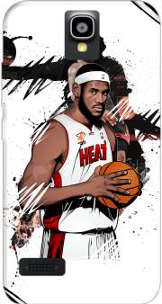 Basketball Stars: Lebron James Case for Huawei Y5 Y560