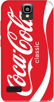 Coca Cola Rouge Classic Case for Huawei Y5 Y560