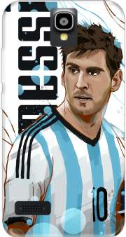 Football Legends: Lionel Messi World Cup 2014 Case for Huawei Y5 Y560