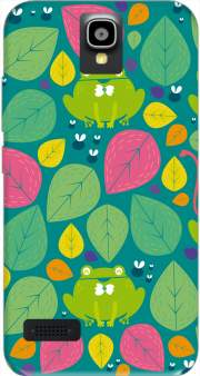 Frogs and leaves Huawei Y5 Y560 Case