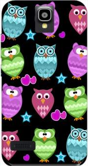 funky owls Case for Huawei Y5 Y560