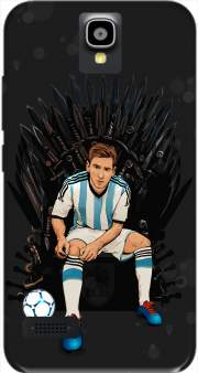Game of Thrones: King Lionel Messi - House Catalunya Case for Huawei Y5 Y560