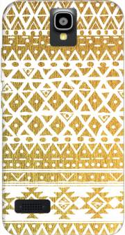 GOLDEN TRIBAL Case for Huawei Y5 Y560
