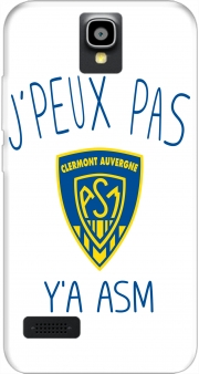 Je peux pas ya ASM - Rugby Clermont Auvergne Case for Huawei Y5 Y560