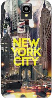 New York City II [yellow] Case for Huawei Y5 Y560