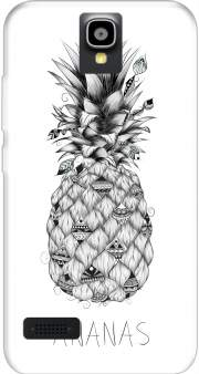 PineApplle Case for Huawei Y5 Y560
