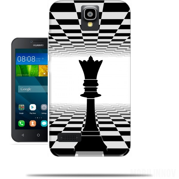 Case Queen Chess for Huawei Y5 Y560