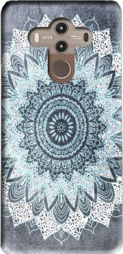 Bohochic Mandala in Blue Case for Huawei Mate 10 Pro