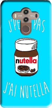 Je peux pas jai nutella Case for Huawei Mate 10 Pro