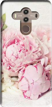 peonies on white Case for Huawei Mate 10 Pro