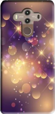 Purple Sparkles Case for Huawei Mate 10 Pro