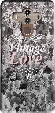 Vintage love in black and white Case for Huawei Mate 10 Pro
